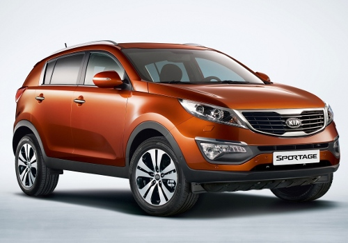 Kia Brings the Beauty with New Sportage at Geneva