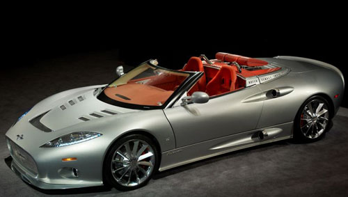 GM Finally Reaches a Deal with Spyker. Saab Spyker Automobiles is Born