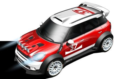 Mini Countryman Prodrive WRC Edition