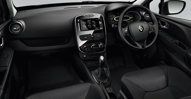 One day test renault clio 4 1 0 expression for Interieur clio 4