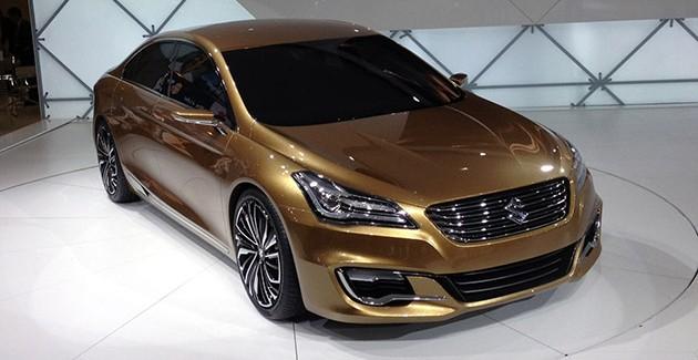 Suzuki Authentic S Concept