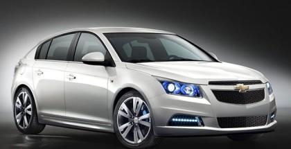 Chevrolet Cruze Hatch