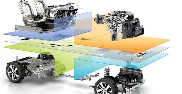 Nissan/Renault announce their new modular platform