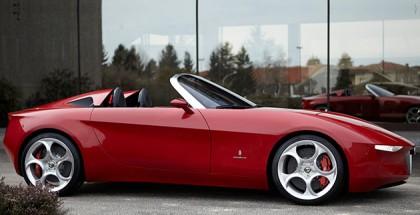Alfa Romeo Duettottanta Concept (2010)
