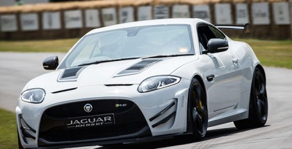 Jaguar XKR-S GT Front