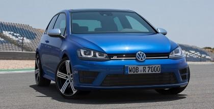 Volkswagen Golf Mk VII R