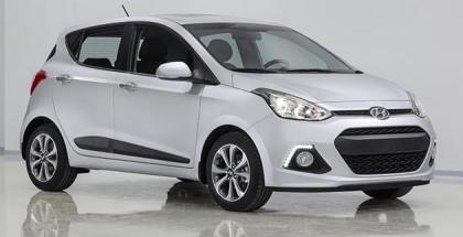 Hyundai i10 Front 2014
