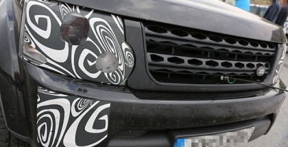 Land Rover Discovery 4 2014 Light