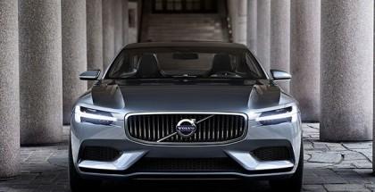 Volvo Concept C Front