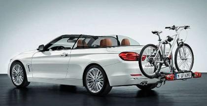 BMW 4-Series Bike Rack