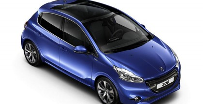 2013 Peugeot 208 Intuitive