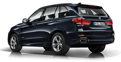 2014 BMW X5 will lead the style of the X7