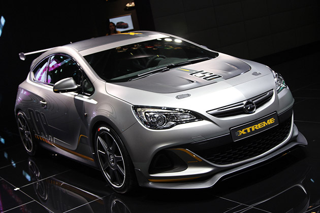 Opel Astra OPC Exteme