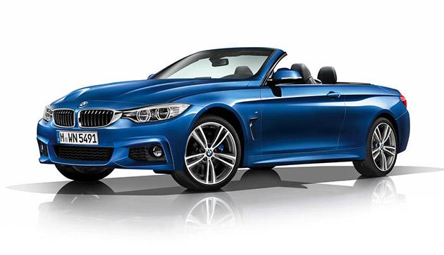 BMW 435i Convertible