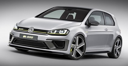 Volkswagen Golf R400