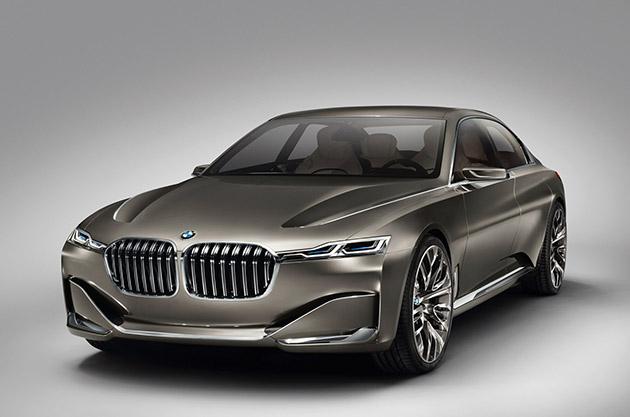 BMW Future Luxury Concept
