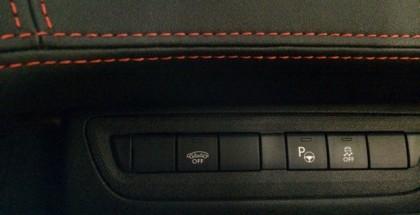 Peugeot 208 GTI Parking Assist