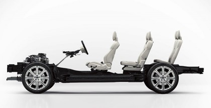 Volvo XC90 Seating