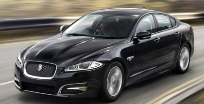 Jaguar XF R