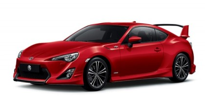Toyota 86 Limited Edition