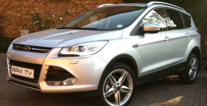 Long term Ford Kuga TDCi AWD