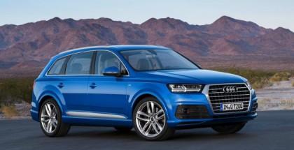 2015 Audi Q7 Front