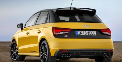 2015 Audi S1 Sportback Interior