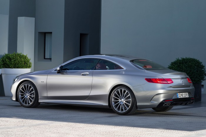 2017 Mercedes Benz S Cl Coupe