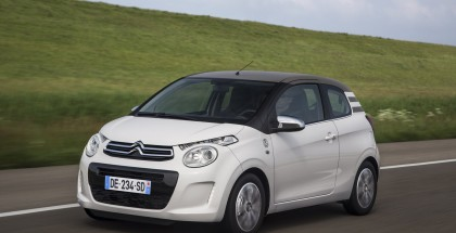 New Citroën C1
