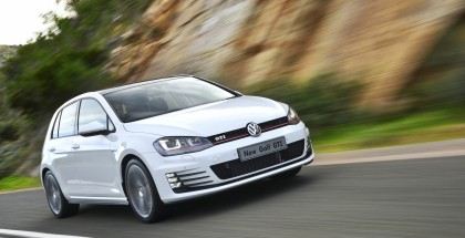 New Volkswagen Golf 7 GTI
