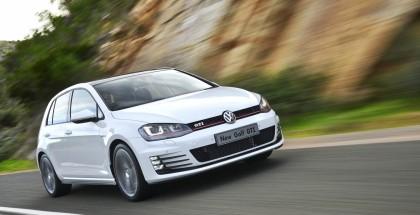 New Volkswagen Golf 7 GTI