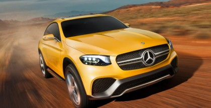 Mercedes-Benz GLE Coupé Concept