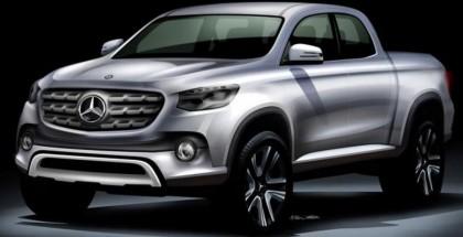 Mercedes-Benz Bakkie