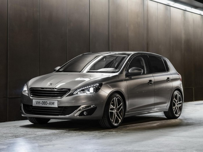 One Day Test Peugeot 308 Gt Line