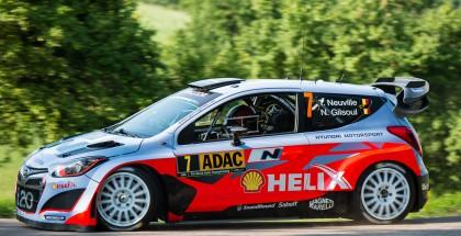 Hyundai i20 WRC Photo by: Stefan Brending,