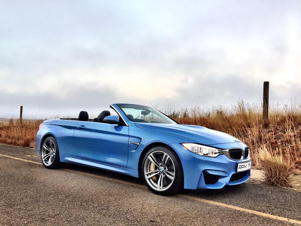 blue convertible bmw m4 - photo #23