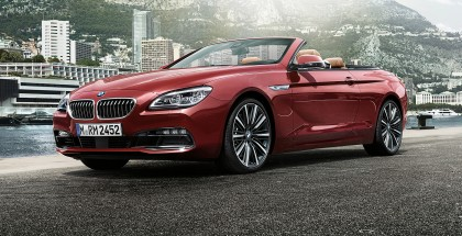 BMW 6-Series 650i Convertible