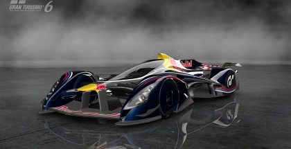 Red Bull X2014 Fan Car