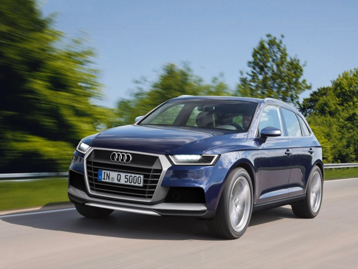 New Audi Q Gets Latest Tech And KW RS Model - Audi latest model 2016