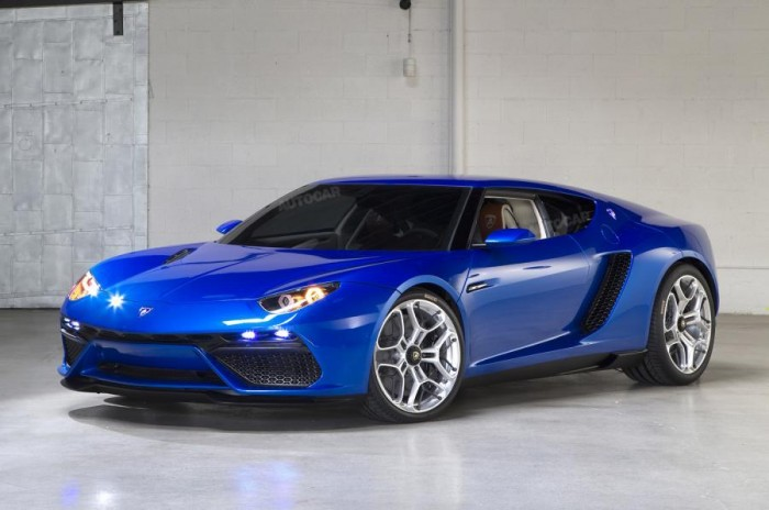 Four Seater Lamborghini Asterion Mothballed For Urus Suv
