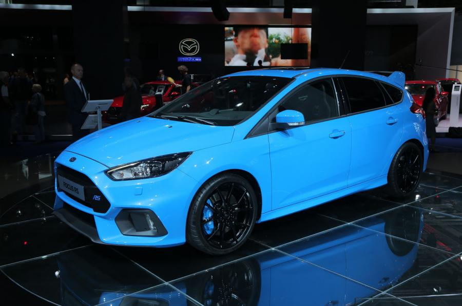 Focus RS matches RS500 for power