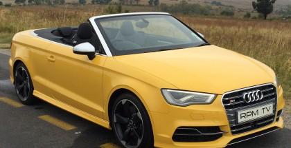 Audi S3 Cabriotlet