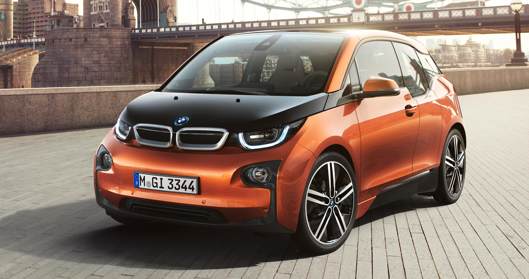 Battery Upgrades For Bmw I3