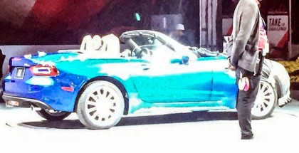 Fiat 124 Leaked