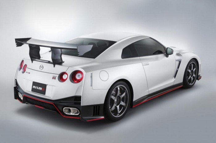 SEMA Nissan Nismo GTR N Attack