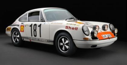 Porsche 911R 1967