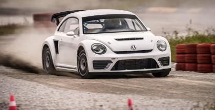 Volkswagen Rallycross Beetle
