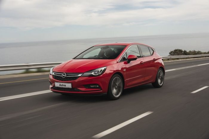 Opel's all-new Astra set to shine