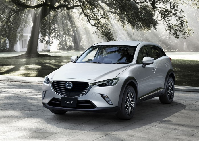 One-Day Test: Mazda CX-3 2.0 Dynamic Auto