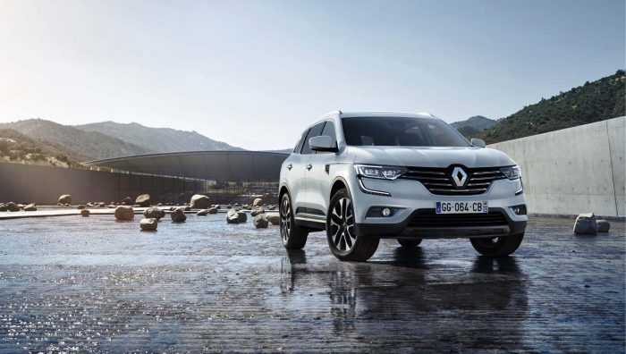 New Koleos could be headed for SA